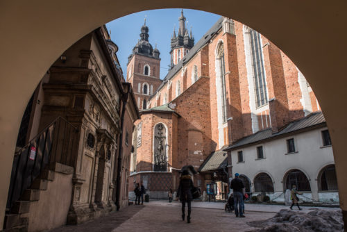 Daily life in Krakow