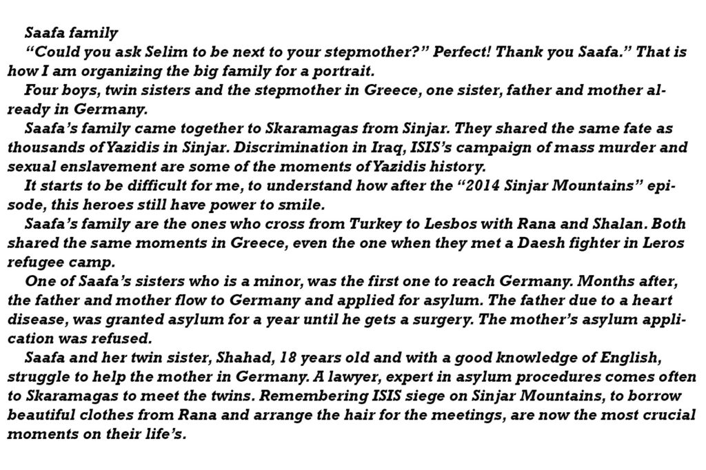 Saafa Family page 1