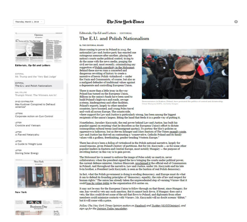 The New York Times 2