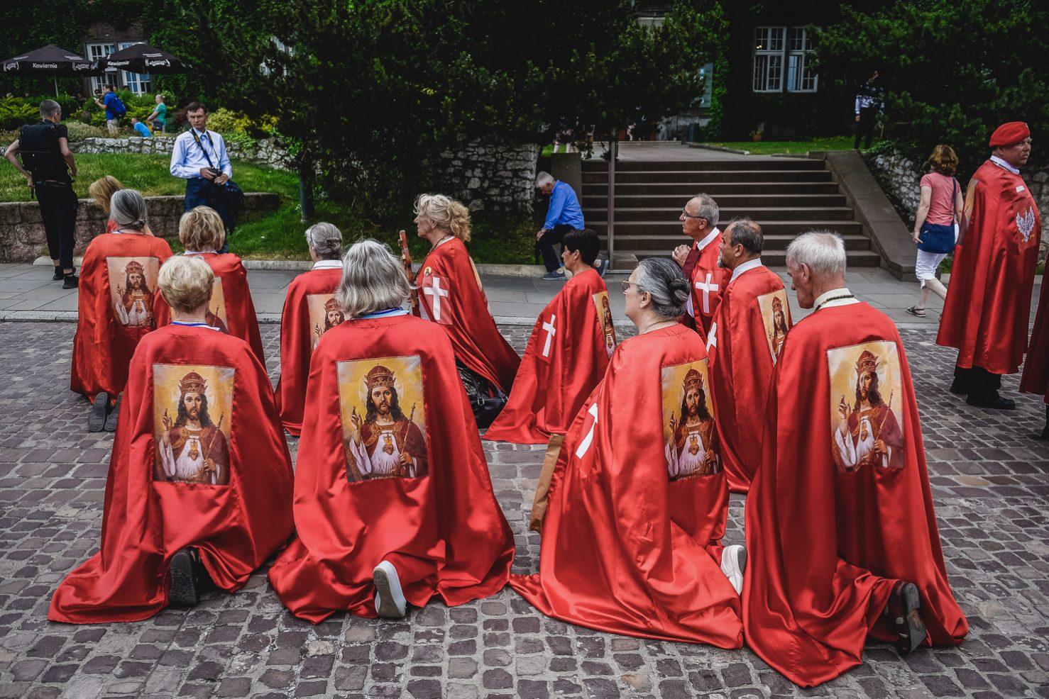 Corpus Christi Procession in Krakow